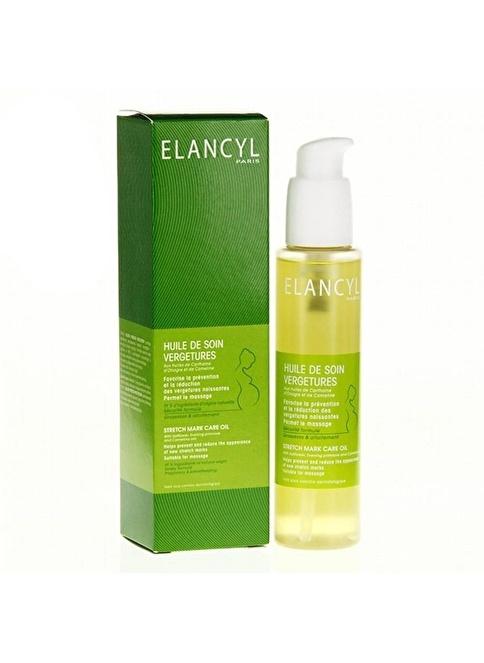 Elancyl Stretch Mark Care Oil - Çatlak Bakım Yağı 150 ml Renksiz